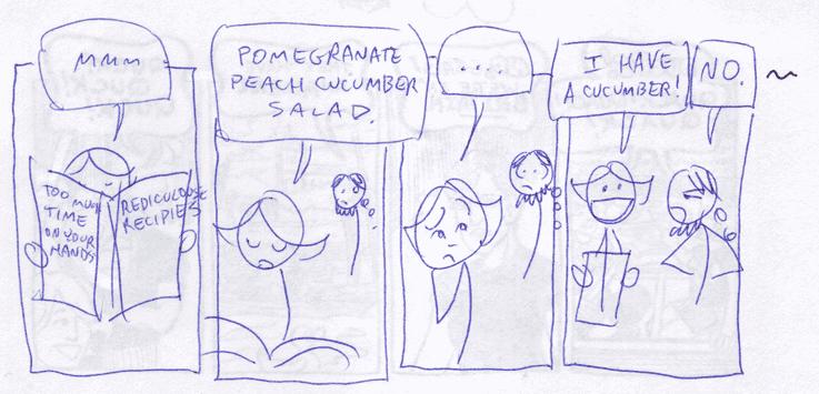 bonus cucumber